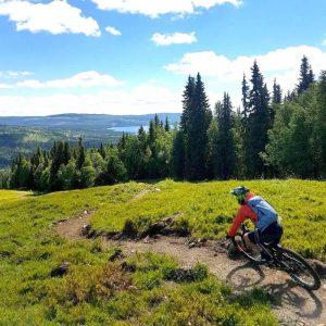 Åkersjön Bikepark